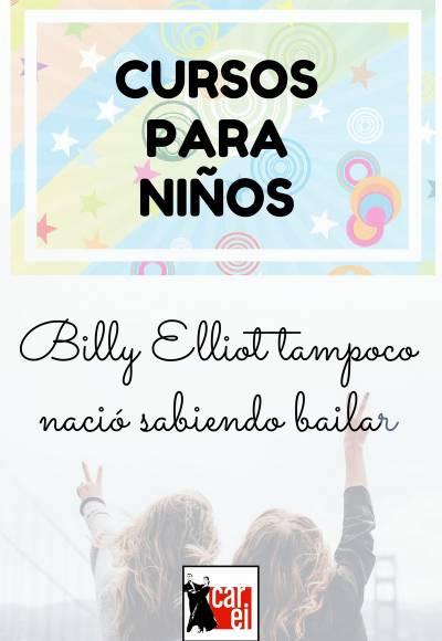 Clases de baile para niños en Bilbao