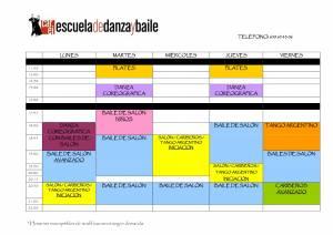 Escuela de baile en Bilbao