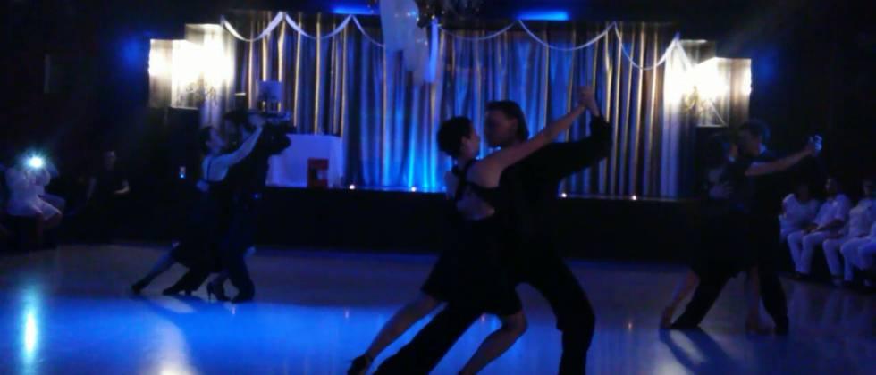 bailar tango en Bilbao